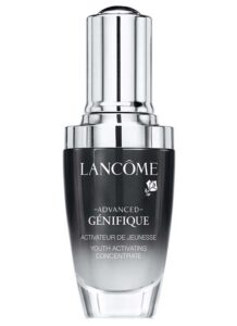 Lancome Genifique lacquering degradé black shiny by Decopak Europ