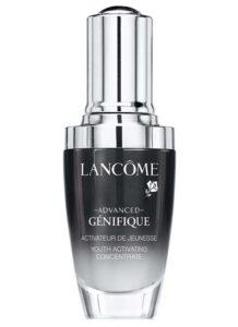 Lancome Genifique lacquering degradé black shiny by Decopak Europ